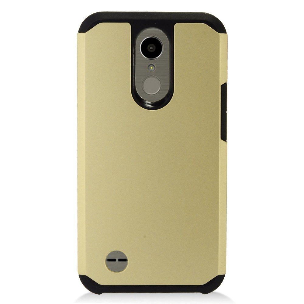 Base Hybrid Case LG K20 - Black - Power Peak