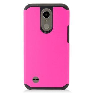 Base Hybrid Case LG K20 - Pink