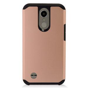 Base Hybrid Case LG K20 - Rose Gold