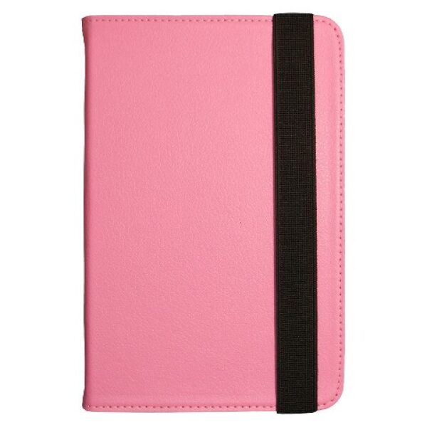 "Base Universal Leather Pouch For 7-8"" Tablets - Pink"