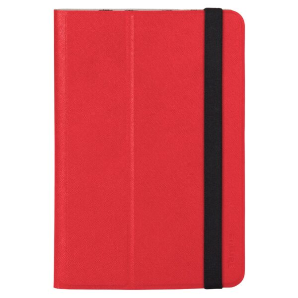 "Base Universal Leather Pouch For 7-8"" Tablets - Red"
