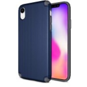 Base ProTech - Rugged Armor Protective Case for iPhone XR - Blue