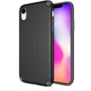 Base ProTech - Rugged Armor Protective Case for iPhone XR - Black