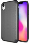 Base ProTech - Rugged Armor Protective Case for iPhone XR - Grey