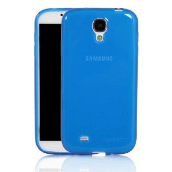 Base Samsung Galaxy S4 Mini Tpu Case - Blue-