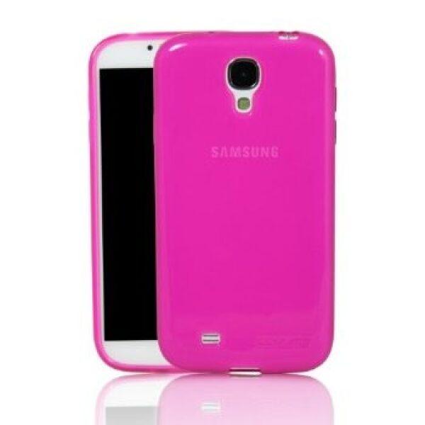 Base Samsung Galaxy S4 Tpu Case - Pink
