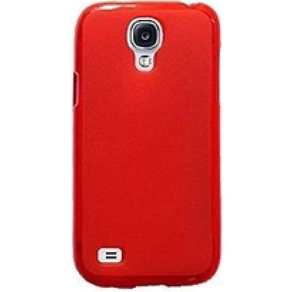 Base Samsung Galaxy S4 Tpu Case - Red