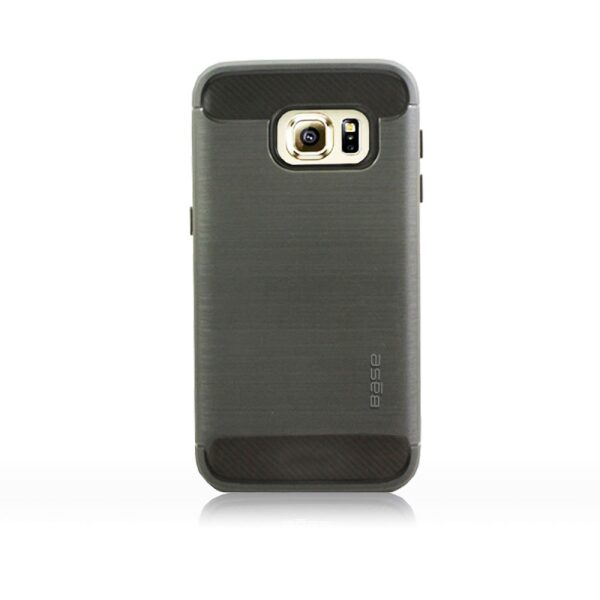 Base ProSlim - Sleek Brushed Protective Case for Samsung Galaxy S7 - Grey