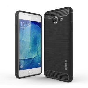 Base ProSlim - Sleek Brushed Protective Case for Samsung Galaxy J7 - Black
