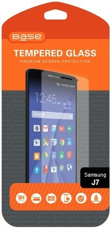 Base Premium Tempered Glass Screen Protector for Samsung Galaxy J7