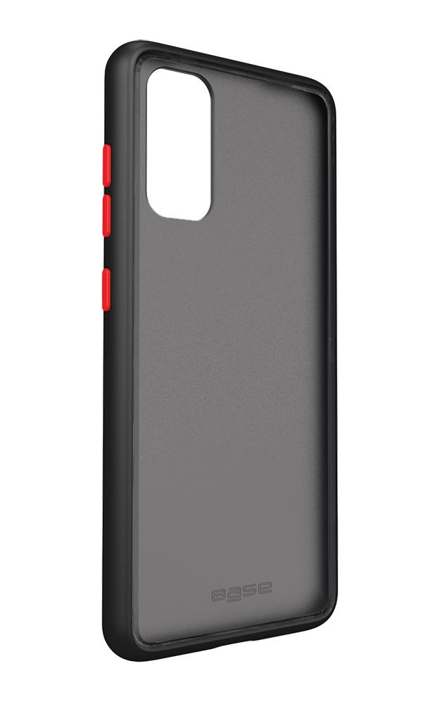 Base Samsung Galaxy s20 Plus DuoHybrid Reinforced  Protective Case - Black