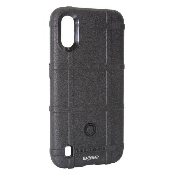 Base Samsung A01 Armor Tech Case - Black
