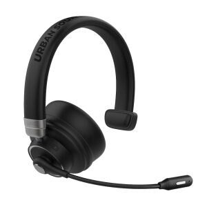 USG - Viper Wireless Bluetooth Trucker / Office  Headset - Black