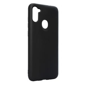 Base Samsung A11 ProTech Protective Case - Black