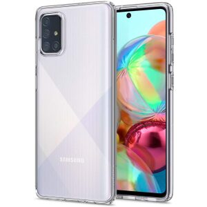 Samsung A71 b-Air 2 - Crystal Clear Slim Protective Case