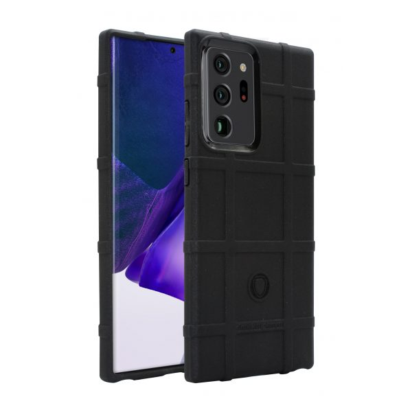 Base Samsung Note 20 Ultra  Armor Tech Case - Black