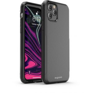 Base  IPhone 11 PRO Max (6.5) -ProTech Rugged Armor Protective Case - Black