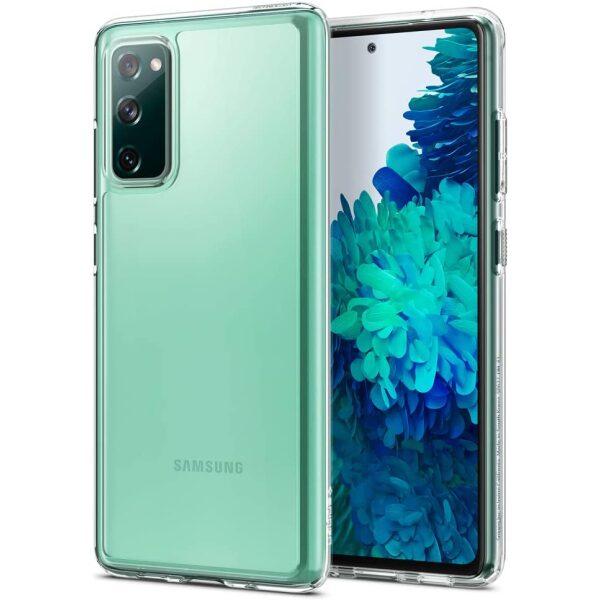 Base Samsung Galaxy S20 FE - B-Air - Clear