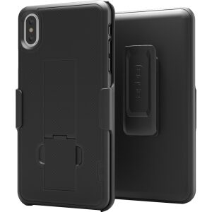 BASE Holster Shell Combo With Kickstand For iPhone X Max