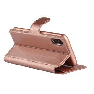 Base Folio Exec Wallet Case iPhone X  - Rose