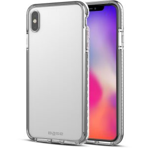 Base BORDERLINE - DUAL BORDER IMPACT PROTECTION FOR iPhone X Max - GREY