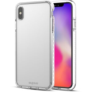 Base BORDERLINE - DUAL BORDER IMPACT PROTECTION FOR iPhone X Max - WHITE