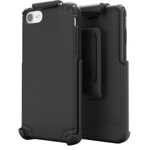 Base ProTech - Case & Holster Combo for iPhone 7/8 Plus - Black