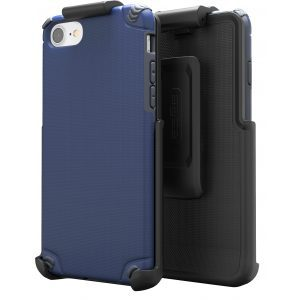 Base ProTech - Case & Holster Combo for iPhone 7/8 Plus - Blue
