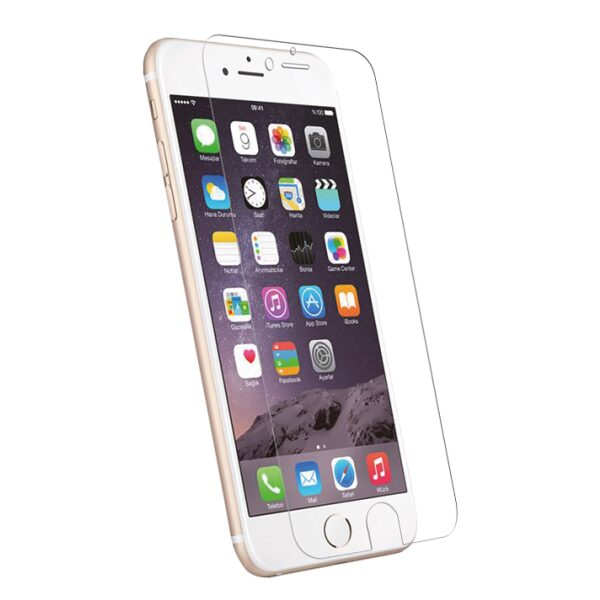 Base Premium Tempered Glass Screen Protector for iPhone 6/7/8  (Not compatible With SE)