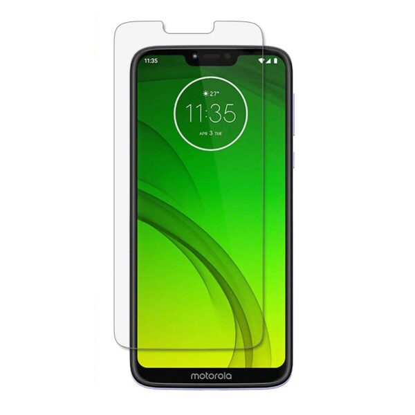 Base Tempered Glass Screen Protector for Moto G7 Power