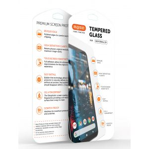 Base Tempered Glass Screen Protector for Motorola Z4