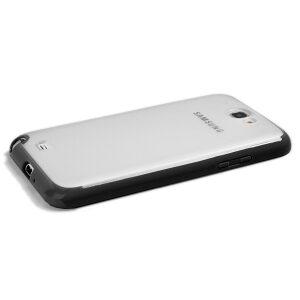 Base Samsung Note 2 / N7100 Premium Bumper Back - Black