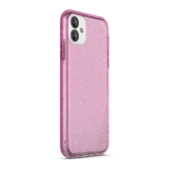 Base Crystalline For iPhone 11 (6.1) - Pink