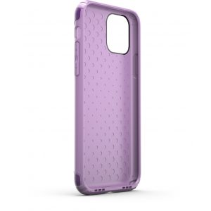 Base  IPhone 11 PRO Max (6.5)  -ProTech Rugged Armor Protective Case - Purple