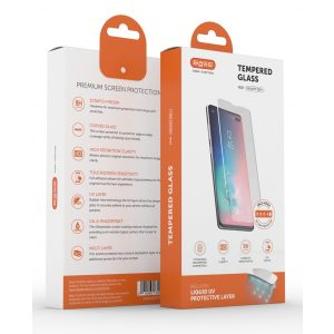 Base UV Tempered Glass Screen Protector for Samsung Galaxy S10 Plus