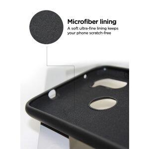 Base Samsung A21 ProTech Protective Case - Black