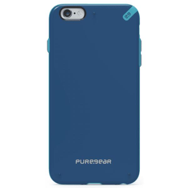 Iphone 6 Plus Puregear Slim Shell Case - Pacific Blue
