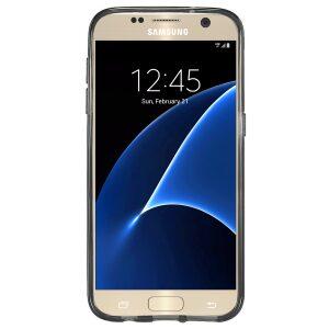 Base High Gloss TPU Case Samsung Galaxy S7 - Smoke (OLD VERSION)