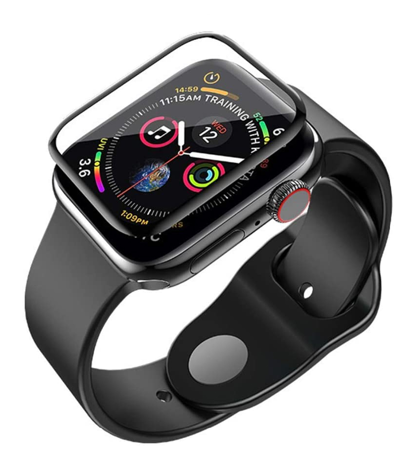 Base Apple Watch Series 4/5/6/SE - 44mm Tempered Glass Screen Protector