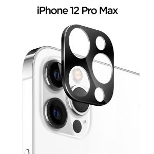 Base iPhone 12 Pro Max (6.7) - Camera Lens Tempered Glass Protector