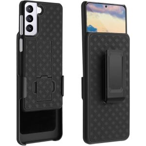 Base Holster Shell Combo  for Samsung Galaxy S21 PLUS (6.7)