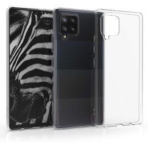 Base B-Air - Samsung  Galaxy A42 5G - Crystal Clear Slim Protective Case