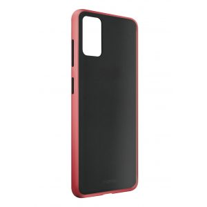 Base Samsung Galaxy A02s - DuoHybrid Reinforced  Protective Case - Coral/Pink