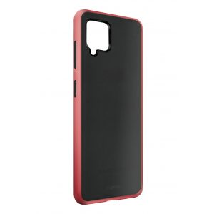 Base Samsung Galaxy A42 5G - DuoHybrid Reinforced  Protective Case - Coral/Pink