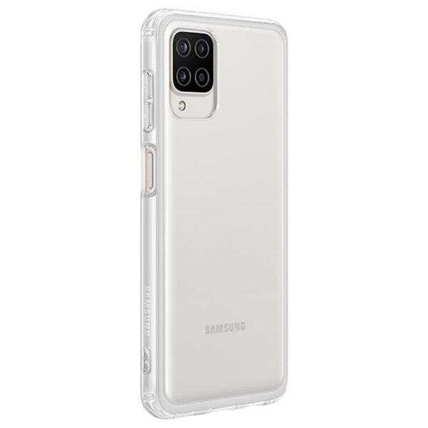 Base B-Air - Samsung  Galaxy A02s 5G - Crystal Clear Slim Protective Case