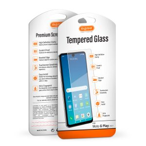 BASE PREMIUM TEMPERED GLASS SCREEN PROTECTOR FOR MOTO G PLAY 2021