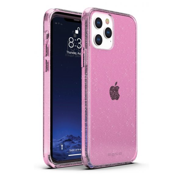 Base Crystalline For iPhone 2021 Pro Max (6.7) - Pink (LIMITED EDITION)