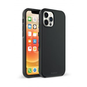 iPhone 13 PRO (6.1) - ProTech - Rugged Armor Protective Case - Black