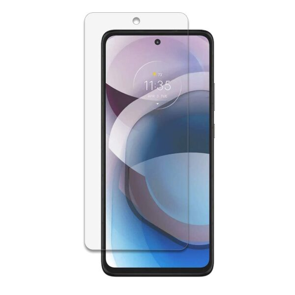Base Tempered Glass for MOTO ONE Ace 5G