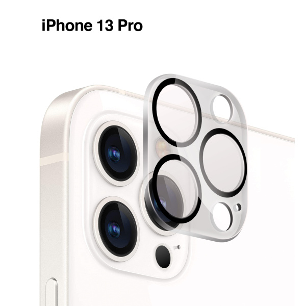 Base iPhone 2021 Pro (6.1) - Camera Lens Tempered Glass Protector
